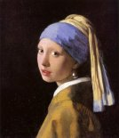 Murales Girl with a Pearl Earring